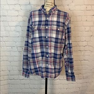 Old Navy / button down shirt / size large